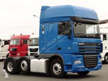 DAF XF 105.460 / 6X2 / PUSHER / SSC / OŚ PODNOSZONA tractor unit