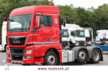 MAN TGX 26.480 / 6X2 / PUSHER / MANUAL / EURO 6 / tractor unit