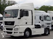 MAN TGX 18.480 / XLX / RETARDER / EURO 5 / tractor unit