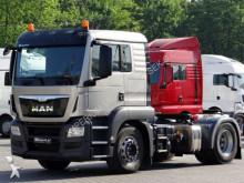 MAN TGS 18.440 / NISKI/ RETARDER/ HYDRAULIKA/ EURO 6 tractor unit