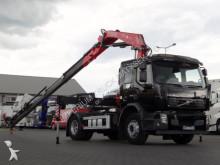 ciągnik siodłowy Volvo FE 340 / MANUAL / HDS FASSI F175 / MAŁO UŻYWANY