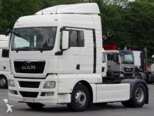 MAN TGX 18.480 / XLX /EURO 5 / OPONY 100 % / tractor unit