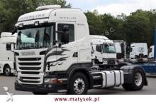 Scania R 420 / RETARDER / EURO 5 /HYDRAULIC KIT /MANUAL tractor unit