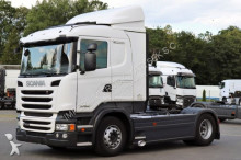 Scania R 410 / RETARDER /FULL ADR / EURO 6 / ECOLUTION tractor unit