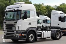 Scania R 420 / RETARDER / EURO 5 /HYDRAULIKA/ MANUAL/ tractor unit