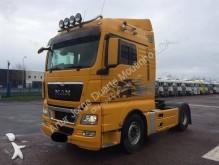 MAN TGX 18.540 tractor unit