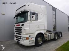Scania - R560 EURO5 RETARDER TOPLINE 10 TYRES tractor unit