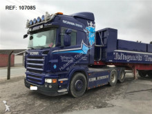 Scania R500 - SOON EXPECTTED - V8 HIGHLINE RETARDER HYDRAULICS EURO 4 tractor unit