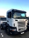 Scania R124 400 tractor unit