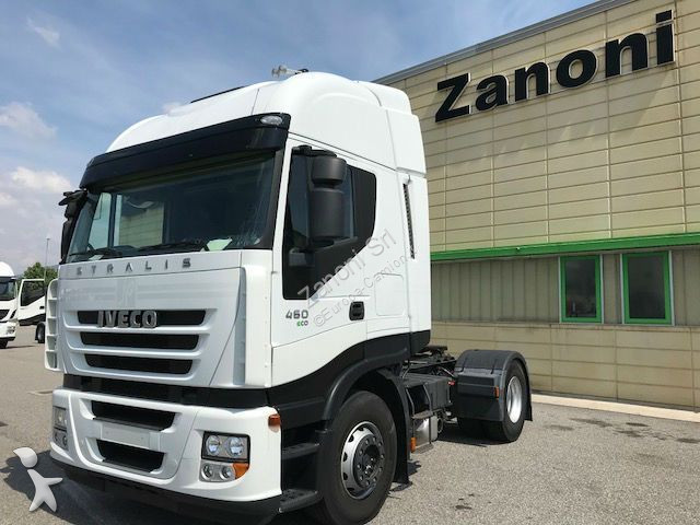 Tracteur Iveco AS 440S46