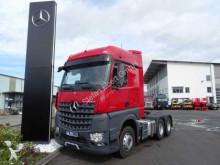 Mercedes Arocs 2643 S 6x4, Big Space, Retarder tractor unit