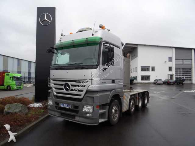 Tracteur Mercedes Actros 4160 LS Schwerlast 150 Ton