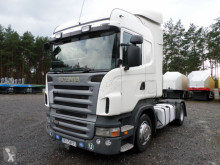 Scania R420 *MANUAL * 2007 * ZADBANA * STANDARD * HIGHLINE tractor unit