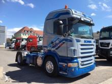 Scania R 420 Kipphydraulik tractor unit