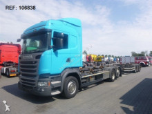 trattore Scania Zkw 25