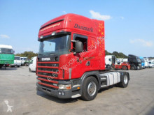 Scania 124-420 topline tractor unit