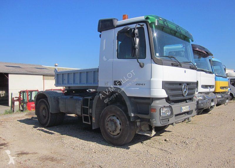 Mercedes 20.41 tractor unit