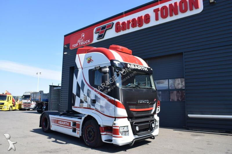 Tracteur Iveco XP 570 EDITION ABARTH (AS440S57 TPXP)