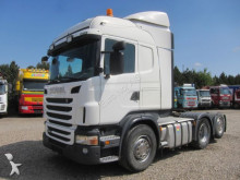 Scania G480 6X2 HIGHLINE HYDRAULIK RETARDER tractor unit