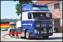 Volvo FH 16/660 XL, 6x4 Hydraulik, E4, Leder Vollausstattung tractor unit