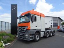 tracteur convoi exceptionnel Mercedes