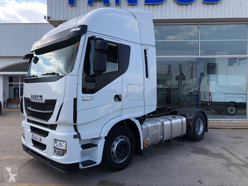 Tracteur Iveco Hi Way AS440S46T/P Euro6 ADR