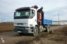 Iveco CAMION CABEZA TRACTORA IVECO 420 4X2 FASSI 360 2005 tractor unit