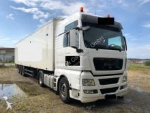 MAN TGX 18.480 XXL Hydraulik EURO 5 Sattelzugmaschine