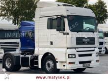 ciągnik siodłowy MAN TGA 18.400/ XLX /KIPPER HYDRAULIC / EURO 4 /