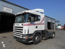 Scania 114-380 (manual gearbox) tractor unit