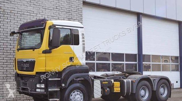 View images MAN 33.440 6x6 BBS  33.440 6x6 BBS, Hydraulik tractor unit