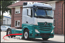 Mercedes Actros 1845 LS, BigSpace Safety, Hydraulik, Navi, Alu, tractor unit