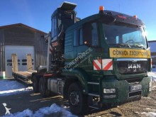 MAN TGS 26.540 tractor unit
