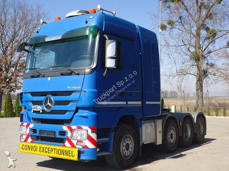 N/a MERCEDES-BENZ - ACTROS 4160 tractor unit