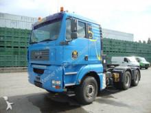 MAN TGA 26.463 FDL Intarder 6x4 Schalter Kipphydraulik tractor unit