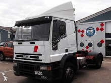Iveco low bed tractor unit