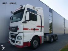 MAN TGX28.440 tractor unit