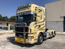 trekker buitengewoon vervoer Scania