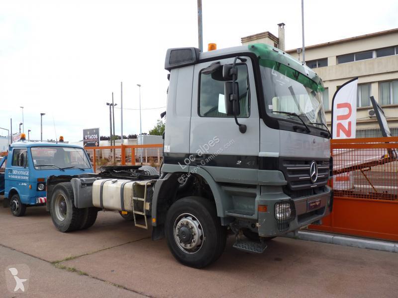 Mercedes 2041 tractor unit