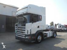 Scania 124-420 Topline (MANUAL GEARBOX) tractor unit