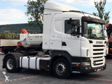 Scania R 420 / RETARDER / MANUAL / EURO 4 / CR19 / tractor unit