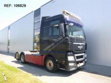 MAN TGX26.480 XXL EURO 4 tractor unit