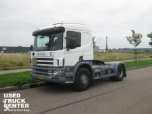Scania P114 tractor unit