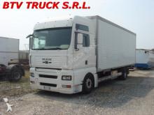 MAN TGA TGA 360 MOTRICE CASSA MOBILE FURGONATA tractor unit