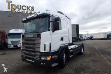 Scania 164L.480 v8 + Manual + tractor unit