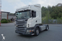 tracteur Scania R420 Highline- RETARDER- 2 Tanks- EURO 4