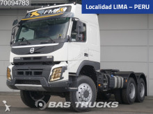 Volvo FMX 540 tractor unit