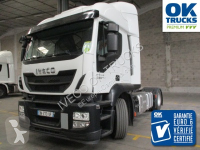 Iveco AT440S46T/P (Euro6 Klima Navi Luftfed.) tractor unit