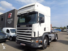 tracteur Scania 164 480 Topline king of the road opticruise TOP