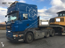 tracteur Scania R620 - SOON EXPECTED - V8 MANUAL RETARDER HYDRAULICS EURO 4